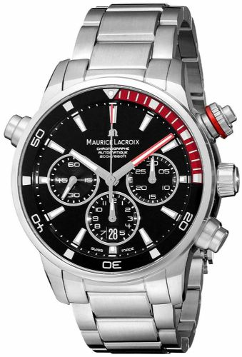 MAURICE LACROIX Pontos S Gents Watch  PT6018-SS002-330